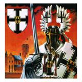 Tales of the Teutonic Knights Impressão giclée por  Escott