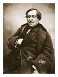 Gioacchino Rossini, 1856 Giclee Print by  Nadar