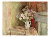 Flowers in a Vase, 1905 Reproduction procédé giclée par Edouard Vuillard