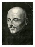 St. Ignatius of Loyola Giclée-vedos tekijänä Alonso Sanchez Coello