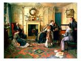 Home Sweet Home Giclee Print by Walter Dendy Sadler