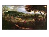 Luís XIV Impressão giclée por Pierre-Denis Martin