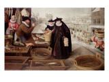 Winter, 1595 Giclée-Druck von Lucas van Valckenborch