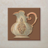 Vintage Tea-Pots Prints by E. Kruger