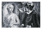 Dr Faustus Giclee Print by Paul Rainer