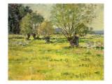 Springtime, 1892 Giclee Print by Theodore Robinson