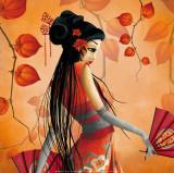 Miss Satsuma Posters por  Misstigri