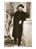 Anton Chekhov Giclee Print by  Russian Photographer