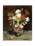 Blomsterbukett Giclee-trykk av Vincent van Gogh