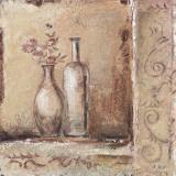 Fresco Stil Life II Láminas por R. Lange