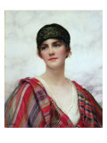 Cyrene Giclee Print by William Clarke Wontner