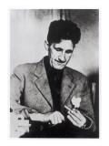 Orwell, George Reproduction procédé giclée
