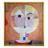 Senecio, 1922 Giclee-trykk av Paul Klee
