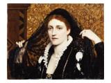 Olivia, 1887 Giclee Print by Edmund Blair Leighton