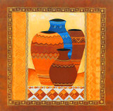 Ethnis Pottery Posters by Walter Kano