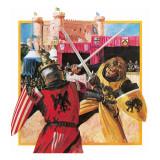 El Cid Giclee-trykk av Andrew Howat