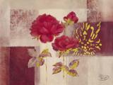 Red Impression Kunstdrucke von  Verbeek & Van Den Broek