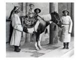 Emperor Guanxhu Impressão giclée por  Chinese Photographer