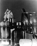 The Incredible Shrinking Man Photo