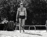 The Swimmer Fotografia