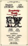 Sweeney Todd - Broadway Poster , 1979 Masterprint