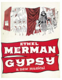 Gypsy - Broadway Poster , 1959 Affiche originale