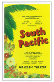 South Pacific - Broadway Poster , 1949 Mestertrykk