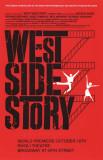 West Side Story - Broadway Poster Masterprint