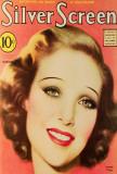 Young, Loretta - Silver Screen Magazine Cover 1930's Neuheit