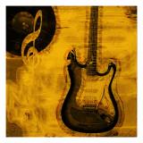 Music III Plakat av Jean-François Dupuis