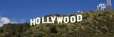 Hollywood Sign at Hollywood Hills, Los Angeles, California, USA Decalcomania da muro