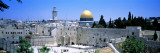 Jerusalem, Israel Wall Decal by  Panoramic Images