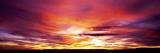 Sunset, Canyon De Chelly, Arizona, USA Wallstickers af Panoramic Images,
