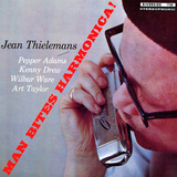 Toots Thielemans - Man Bites Harmonica! Wall Decal