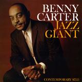 Benny Carter - Jazz Giant Vinilo decorativo