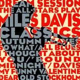 Sesión de sueño : Todas las estrellas tocando los clásicos de Miles Davis, en inglés Vinilo decorativo