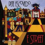 Pete Escovedo - E-Street Wall Decal