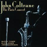 John Coltrane - The Paris Concert Wallstickers
