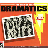 The Dramatics - The Best of the Dramatics Wallstickers
