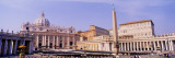Vatican, St. Peters Square, Rome, Italy Wall Decal by  Panoramic Images