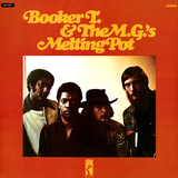 Booker T. & the MGs - Melting Pot Wallstickers