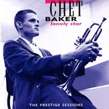 Chet Baker - Lonely Star Decalcomania da muro
