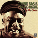 Count Basie - On the Road Wallstickers