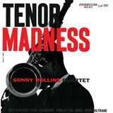 Sonny Rollins Quartet - Tenor Madness Decalcomania da muro