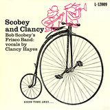 Bob Scobey - Scobey and Clancy Wall Decal