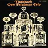 Don Friedman Trio - Flashback Vinilo decorativo