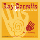 Ray Barretto - Hot Hands Wall Decal