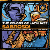 The Colors of Latin Jazz Sabroso! Wall Decal