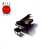Bill Evans - The Solo Sessions, Vol. I Wall Decal