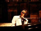 Ray Charles Performing Wallstickers
